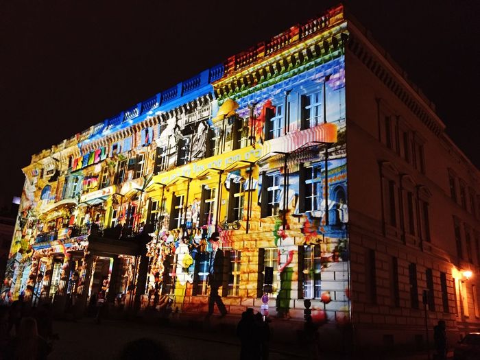 Festival Of Lights 2015 OpenEdit Colors Building Historical Building Light And Shadow Lights Nightphotography Night Lights Festival Night Light