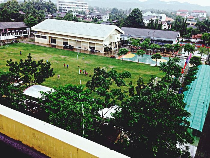"This is my school ""Hangdong Rathrath Upathum"" At School Hangdong Rathrath Upathum First Eyeem Photo"