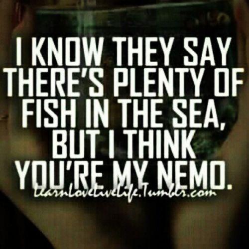 Love Nemo Findingnemo Fish Fact Picofday Tagsforlike Likesfortag Bestoftheday Instapic Truequote Lifequote Likesforlike Followme Followforfollow Mylife MYheart Nemoquote