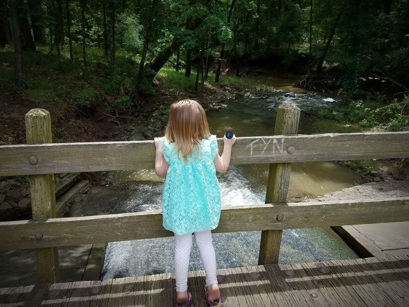 Water Day Leisure Activity One Person Outdoors Girls Girl Childhood Tree Nature Check This Out Arkansas Taking Photos Forest Adventure Forest Curiousity Flip Flops Ringpop