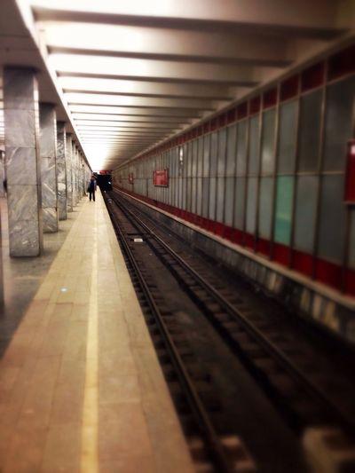 Public Transportation Subway Underground Subway Station