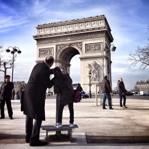 Return to Paris, Bonjour EyeEm Best Shots AMPt_community EyeEm Best Edits Eye4thestreets
