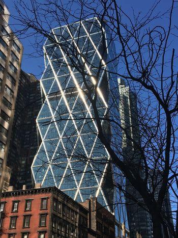 NYC Hells Kitchen  Hellskitchen Architecture