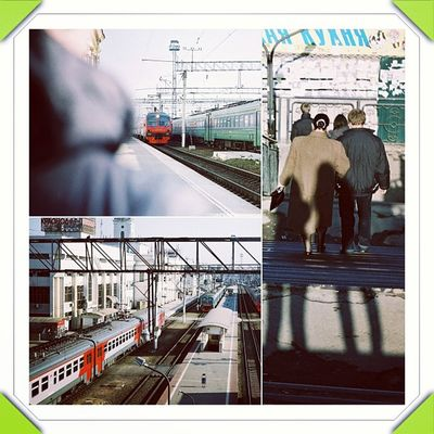 Instacollage Rzd Moscow Moment