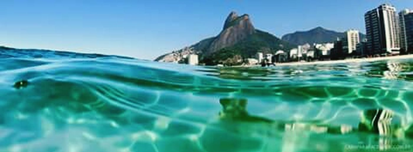 Looking Into The Future Cidade Maravilhosa @RioDeJaneiro First Eyeem Photo