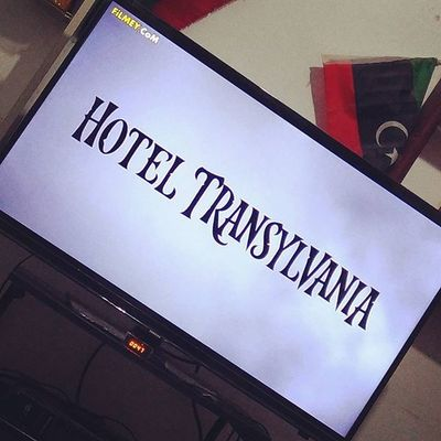 Hotel_transylvania Movies Film Janzour Tripoli Libya وقت افلام جنزور طرابلس ليبيا