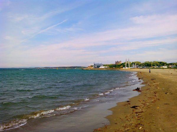 Sea Beach Nature Landscape