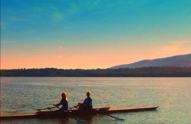 Be Your Own Hero! ? Mrs. Lo (Mrs. Lo and Mrs. Mills in the therapeutic double) Tadaa Community Love To Row Water Rowing