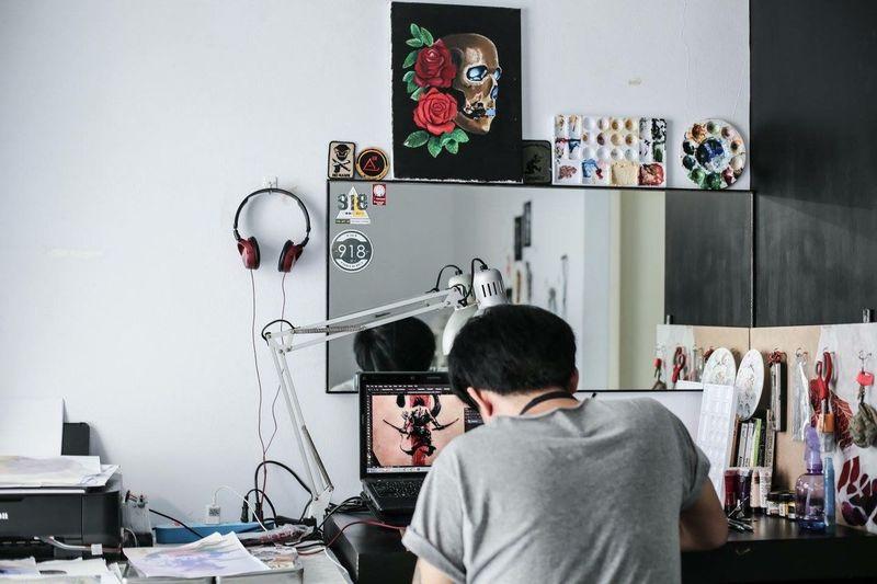 Emyem Best Fotoshoot People Tattoo Tattooist