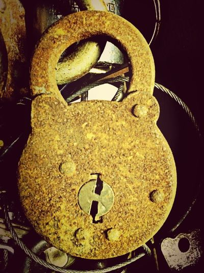 Rust Never Sleeps Rustygoodness Awesome Locks RustyLicious
