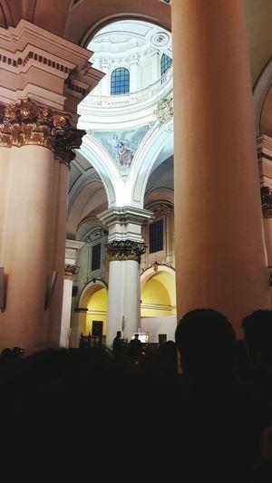 Concierto. BachEnBogota Architecture Day People ♤♡♢♧