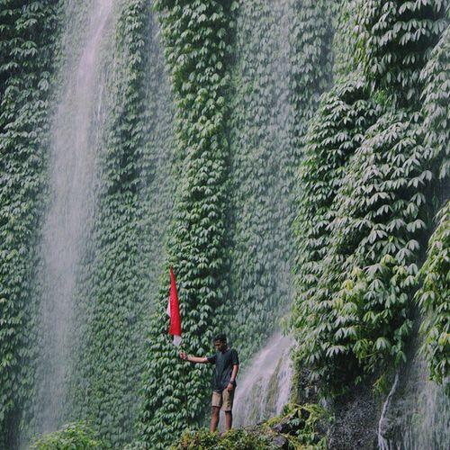 Grojokanpitu Waterfall Instanusantara Instanusantaramalang indonesiantraveler exploremalang indonesia