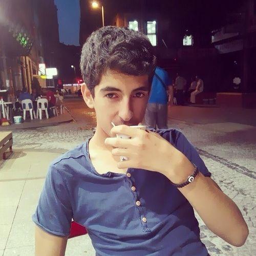 :) son iftar