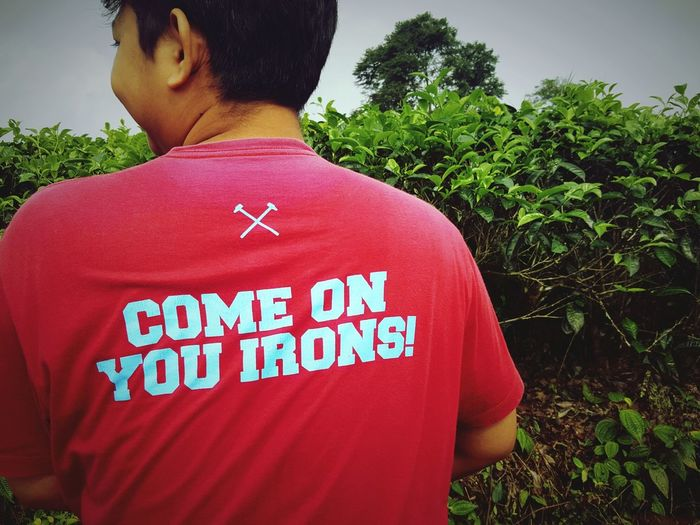 Running away from the city, for better air Natural Light Portrait Kebunteh Kemuning WestHamUnited Comeonyouirons