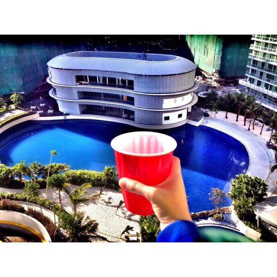 Liquid Lunch Azure Urban Resort Residences, Philippines