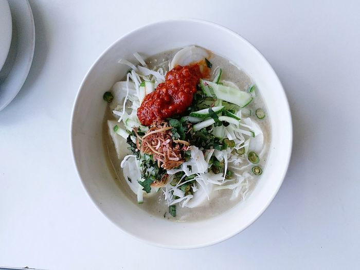 Laksam Kelantan Malay Food Malaysian Food Kelantan Asianfood Noodles Laksam EyeEm Selects Food And Drink Healthy Eating