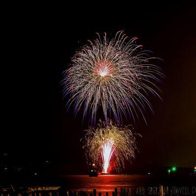 Oregon Oregon Coast Nightphotography Northbend Jewell Photography Canonphotography Outdoor Photography Happy Fourth Of July Independence Day Fireworks