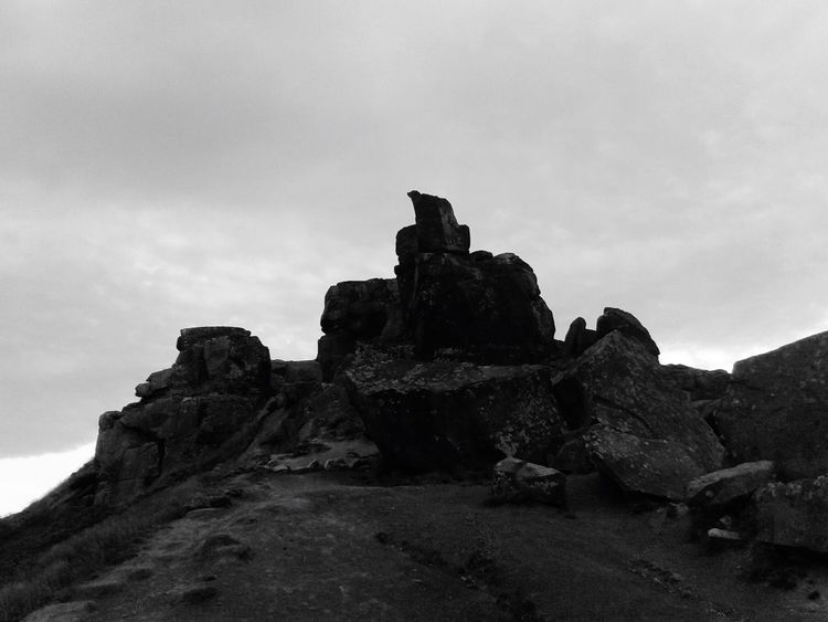 Sky Rock - Object Low Angle View No People Nature Outdoors Statue Day Sculpture EyeEmNewHere Sky_collection North Yorkshire Clay Bank BYOPaper! Rock Rock Formation EyeEm Selects Physical Geography Tranquil Scene Tranquility Beauty In Nature Low Angle View The Way Forward The Photojournalist - 2017 EyeEm Awards Blackandwhite Breathing Space
