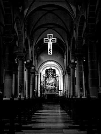 Creative Light And Shadow Bw_collection Darkness And Light Blackandwhite Light And Shadow Old Buildings Churchporn Black & White Fortheloveofblackandwhite Untold Stories