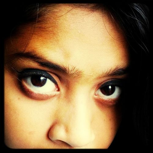 My eyes says it all Eye For Photography Eyes Wide Open Eyes*-* Eyes♥