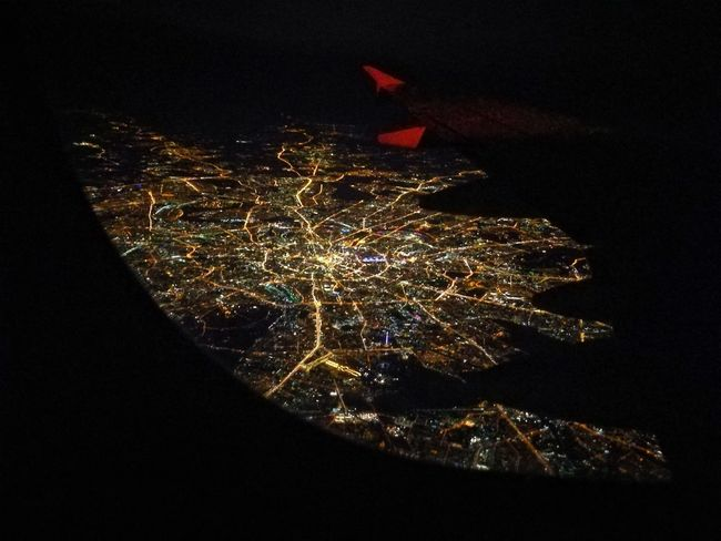 Moscow from above Plane Flight Night Night Flight Moscow City From Above  Illuminated City Black Background Celebration Arts Culture And Entertainment Sky Close-up