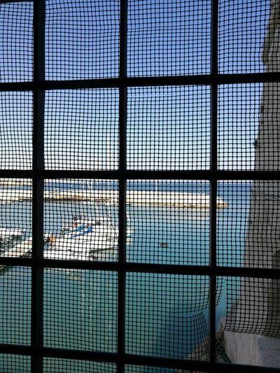 Mare in gabbia ...