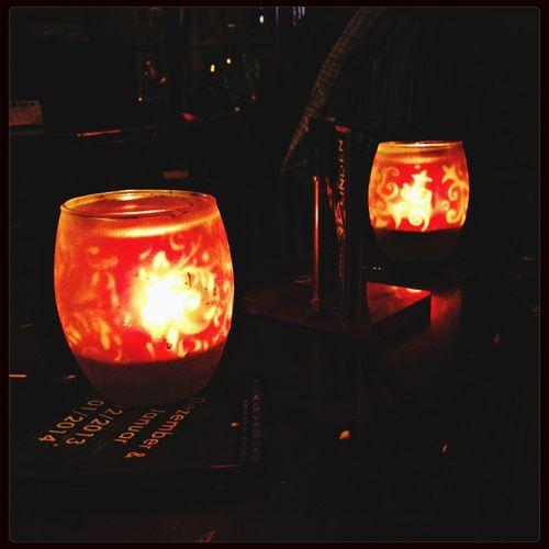 Light Candle Pub Saturdaynight