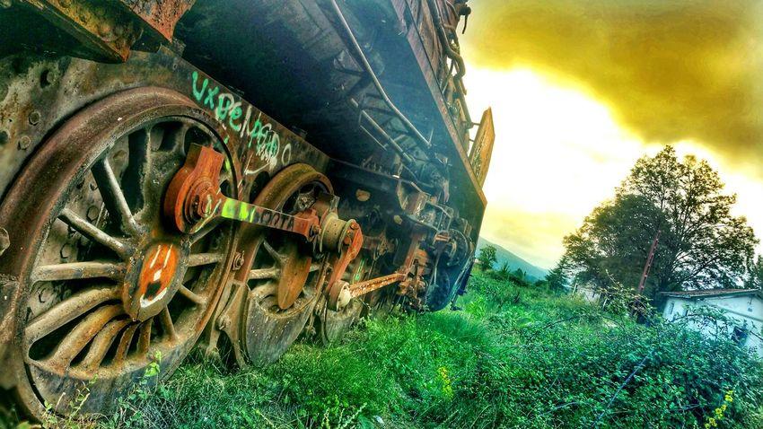 Próxima parada, el Infierno. / Train to the Hell. Tren Trenes Train Tren De Vapor Hell Infierno