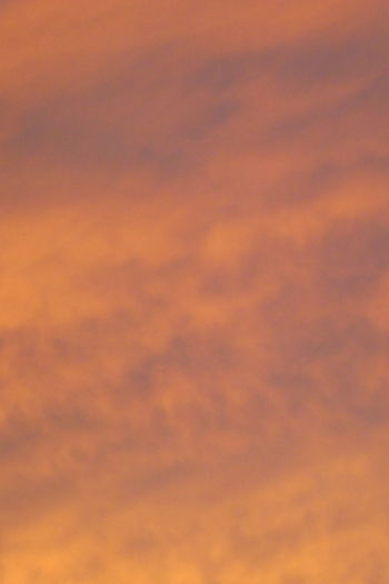 Sunset Orange Color Beauty In Nature Sky Backgrounds Tranquility No People Tranquil Scene Full Frame Scenics - Nature Cloud - Sky Nature Idyllic Outdoors Low Angle View Environment Abstract Dramatic Sky Pattern Day Meteorology