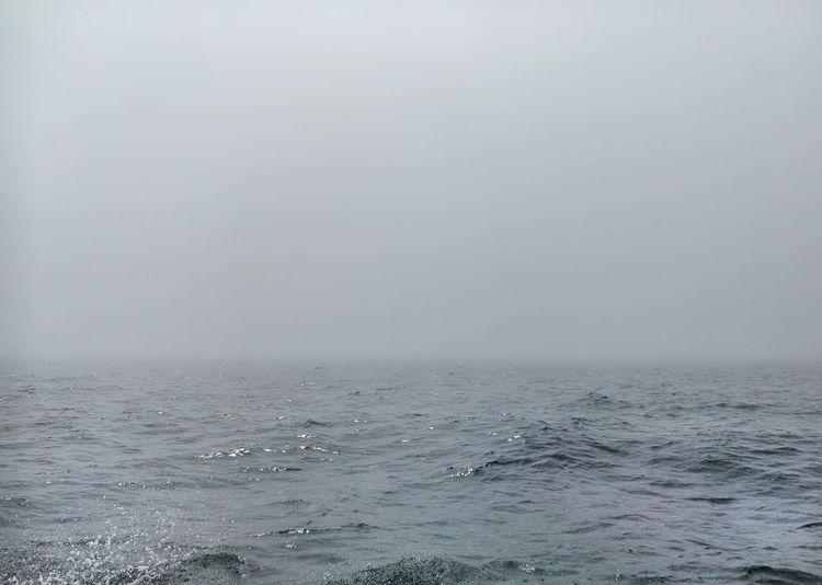 Fog over the Mediterranean Sea Day Fog Foggy Gray Color Grey Sky Haze Horizon Over Water Landscape Marina Mediterranean Sea Mist Misty Nature No People Nobody Ocean Outdoors Sea Sky South SPAIN Water Waterside Wave Weather