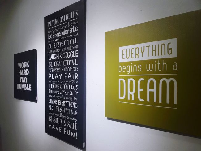 Motivation Quotes Quote ♥ Quote💕 Quotestagram EyeEmNewHere Eye4photography  Working Area Working Place:) Wall
