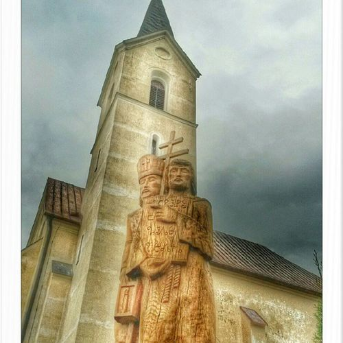 Mojtin Architecture Slovakia Catholic Church