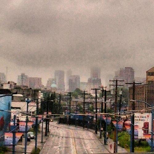 Vancouver Downtown Gloomyday