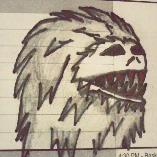 Doodle Crites Horror Art