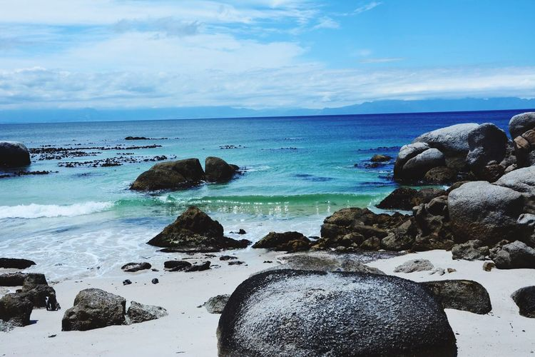 No People Travel Destinations Famous Place Variation Natural Pattern Freshness The Tourist Marítim Beach South Africa Sea Sea And Sky Sea View Sea_collection Sea Life Places Places You Must To See Sealife Seaview Seaside