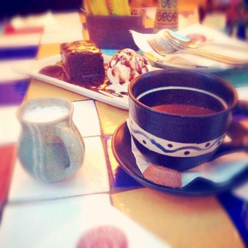 القهوة هي الحل ☕️❤️ Coffee Dessert Caffe_aroma