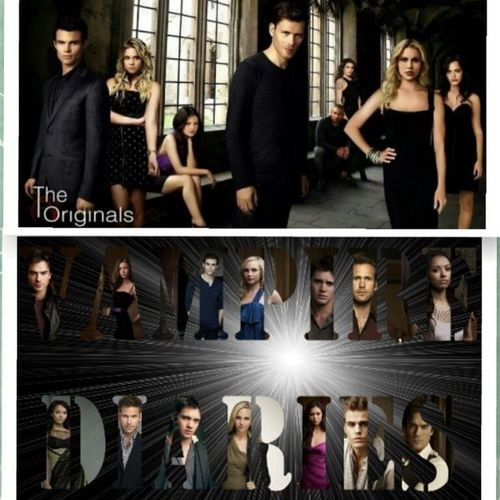 I love♡♥ Thevampirediaries TheOriginals