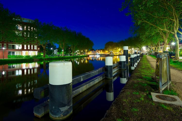 Delft Cityscape