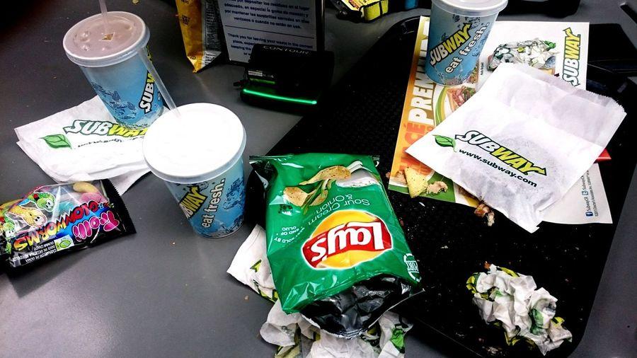 Ultimosdias subway :) los quiero chicos gracias
