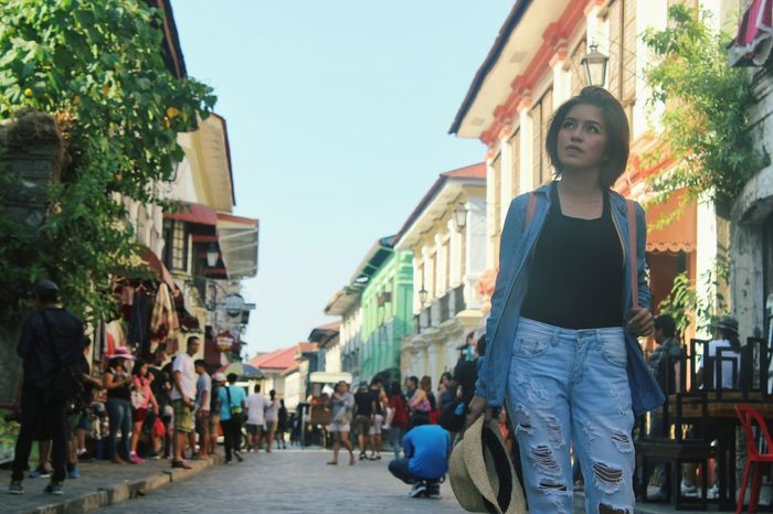 Philippines Vigan City Travel Photography Photowalk City Life Fashion Lifestyles First Eyeem Photo