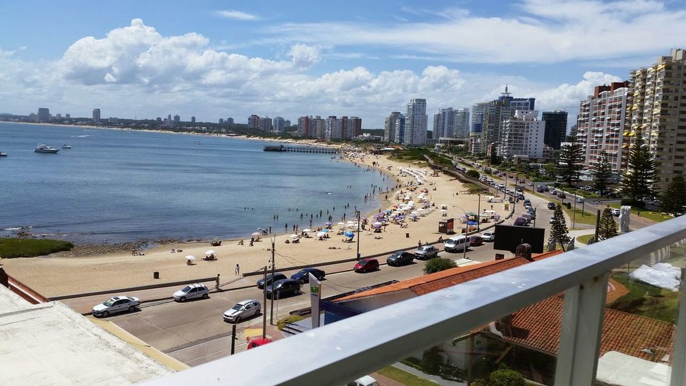 Punta Del Este Maldonado Uruguay Enjoying Life Relaxing