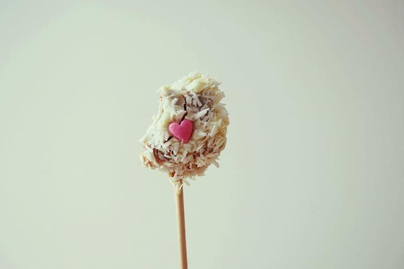 Cakepops Hearts