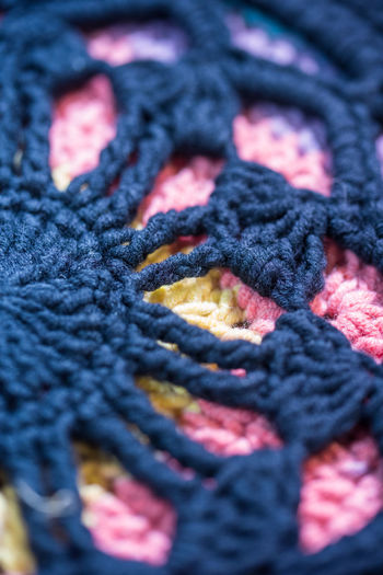 Textile Wool Close-up Winter Full Frame Warm Clothing Craft Selective Focus Clothing Art And Craft Backgrounds Knitting Knitted  Pattern Indoors  Softness Textured  Still Life Creativity Purple Winter Art And Craft No People Multi Colored Day Indoors  Knitted  Textured