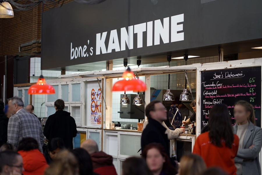 Markthalle Neun Markthalle Neun Kantine Group Of People Text Communication Real People Architecture Men Built Structure City Adult Women Building Exterior Non-western Script Western Script Street Script Crowd Market Sign Lifestyles Large Group Of People