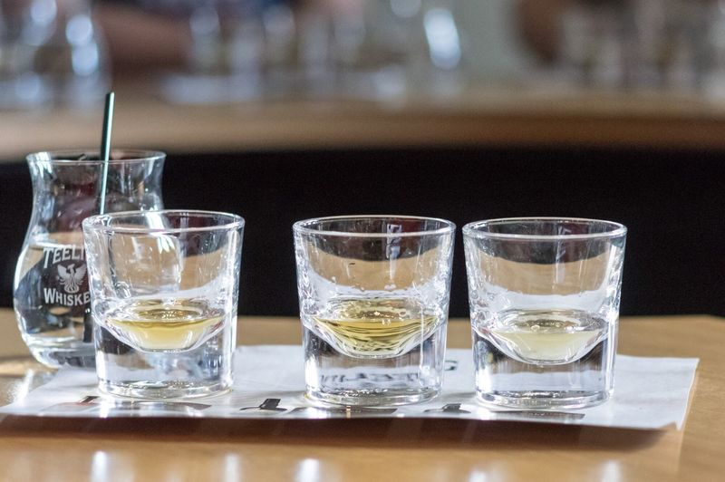 Teeling Whiskey Co. - Irish Whiskey Food And Drink Drink Glass - Material Still Life Alcohol No People