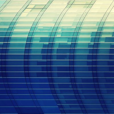 Bathed with light | Baño de luz Architecture Architectural Detail Glass Light