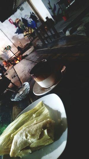 Un café para demasiadas memorias Coffee Night View Night Memories Food Food And Drink No People Freshness Close-up
