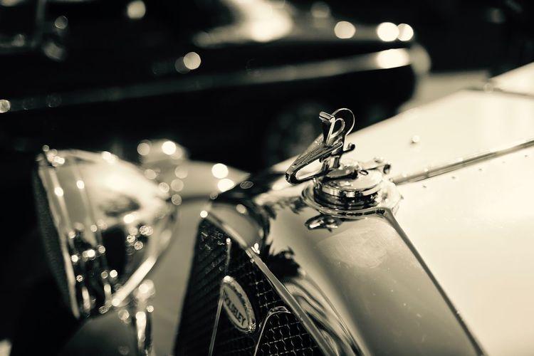 Wolseley grille Classic Car EyeEm EyeEm Best Shots The Week On EyeEm Blackandwhite Britishcar Close-up Focus On Foreground Indoors  No People Vintage Car Wolseley Transportation Retro Styled Luxury Car Classic Cars British Car
