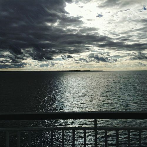 Sea Baltic Sea Scenics Beauty In Nature Death And Beauty Nature Boat Huawei Honor