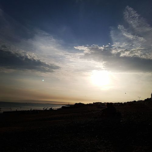 Brighton Sunset Sunset Nature Landscape Beach Sea Sky Cloud - Sky No People Outdoors Water Brighton At Night Brighton Beach Brighton And Hove Dramatic Sky Lucieburnsphotography Beauty In Nature Lucie Burns Photography Nature Photography